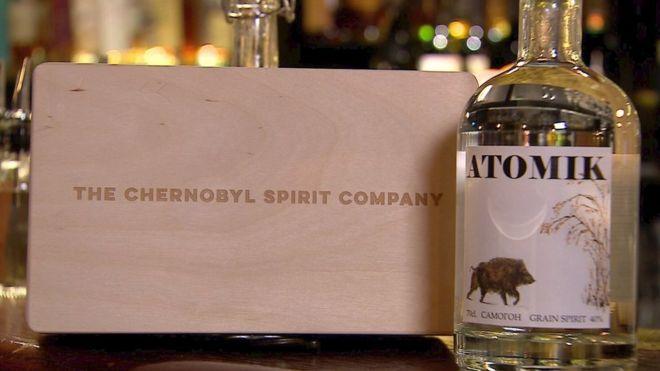 Atomik vodka – born in Chernobyl