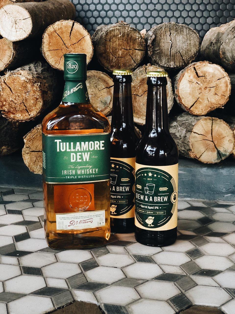 Dew & A Brew. Гуцульско-ирландский продукт