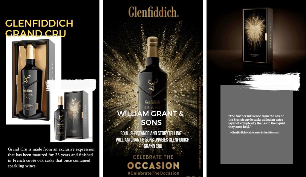 Glenfiddich launches Grand Cru 23 YO