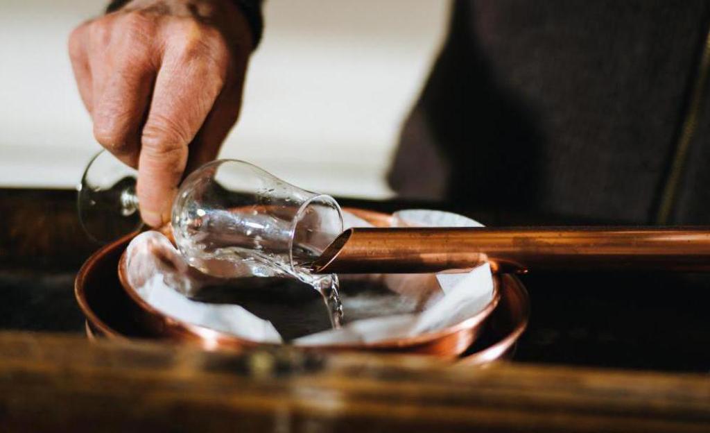 Украина откажется от спирта исключительно украинского происхождения