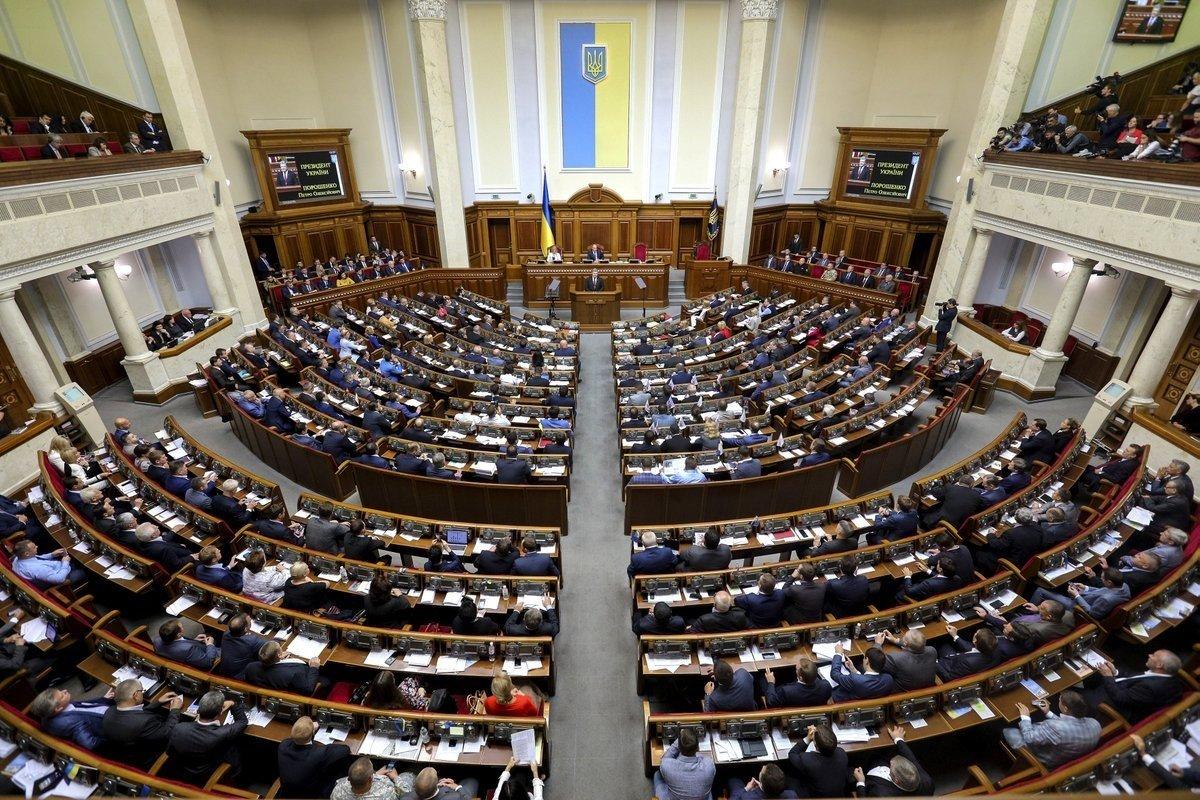 Верховная Рада приняла Закон о либерализации деятельности в сфере производства и оборота этилового спирта