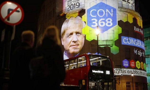 Алкогольная индустрия Великобритании с осторожностью реагирует на победу Бориса Джонсона