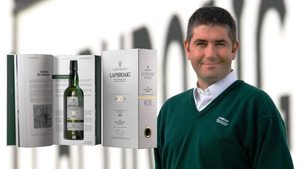 Laphroaig анонсирует релиз своего 30-летнего виски