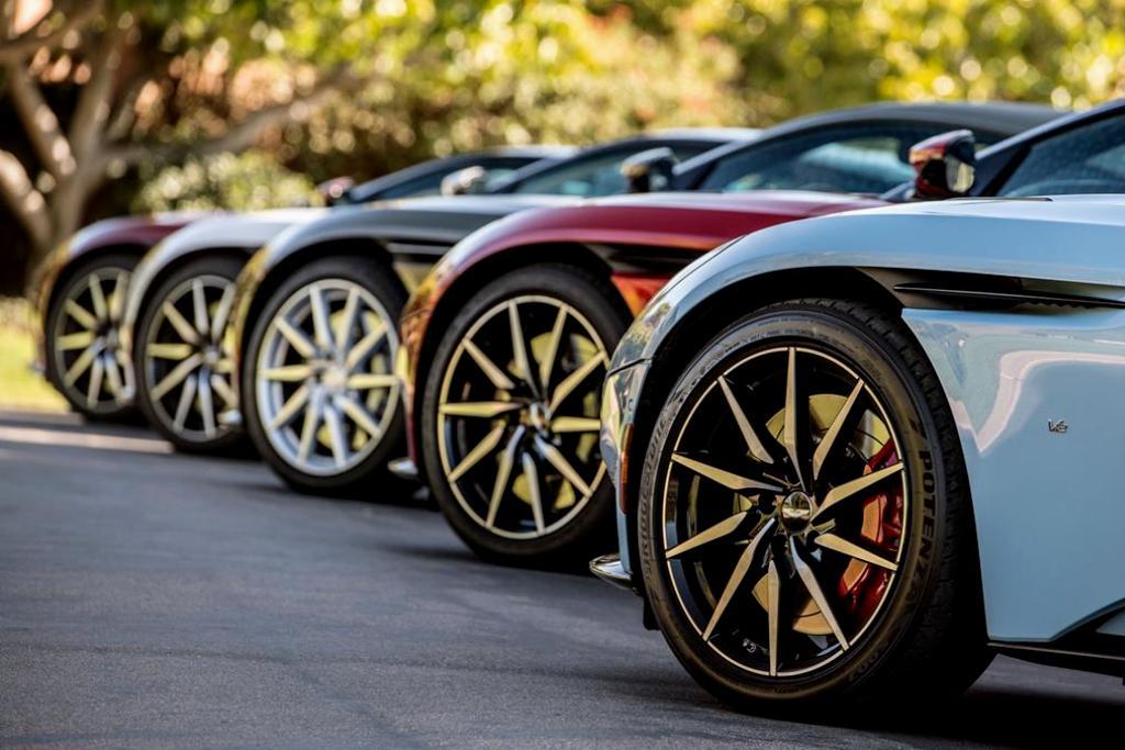 Aston Martin и Bowmore создают эксклюзивные серию виски