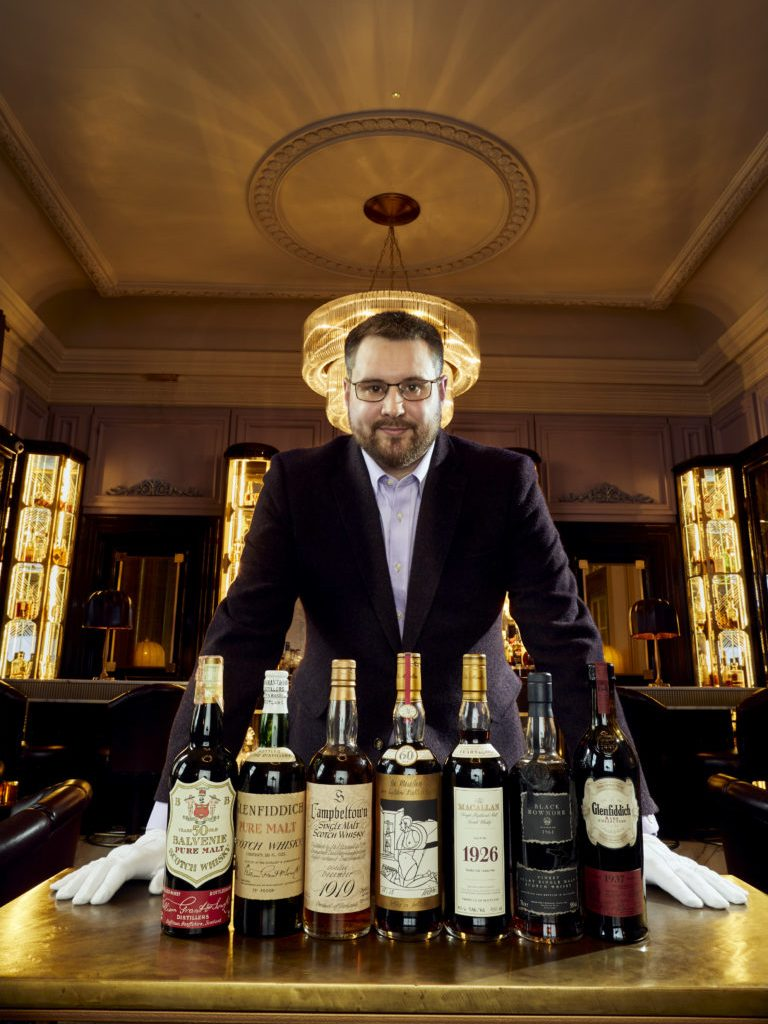 'PERFECT' £8M WHISKY COLLECTION TO BE AUCTIONED NEXT YEAR