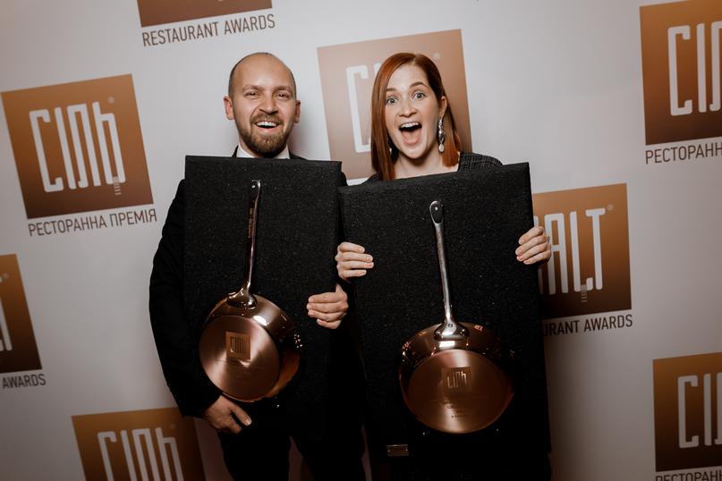 Кто и как получал 19 сковородок ресторанной премии «СОЛЬ»