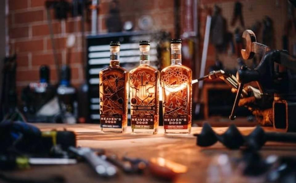 Heaven's Door whiskey
