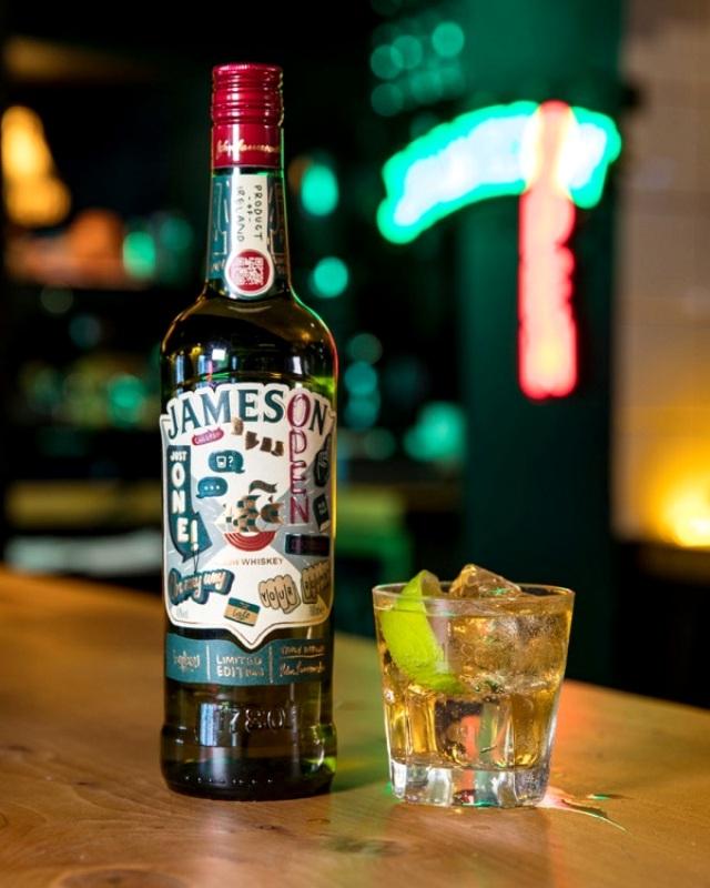 Jameson Whiskey St-Patricks Day