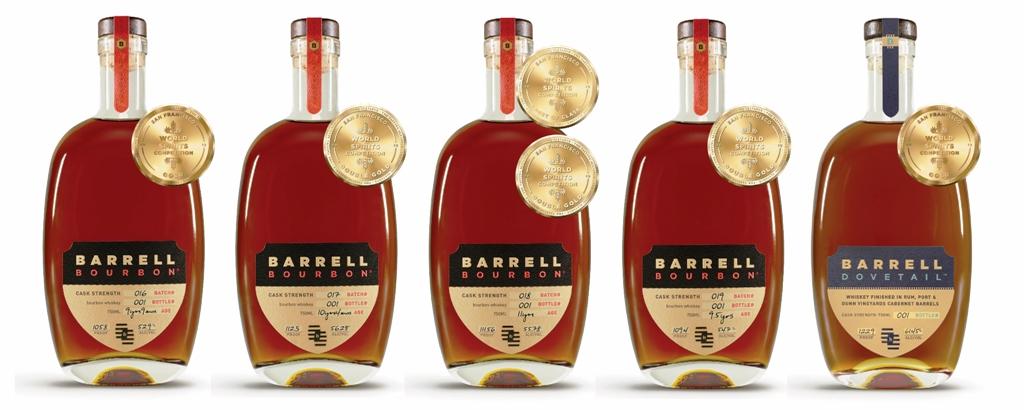 Barrell Bourbon Batch