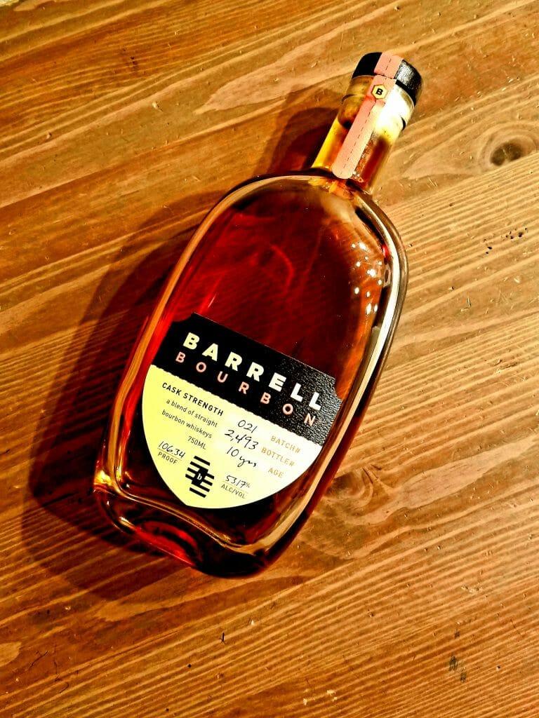 Barrell Bourbon Batch 021