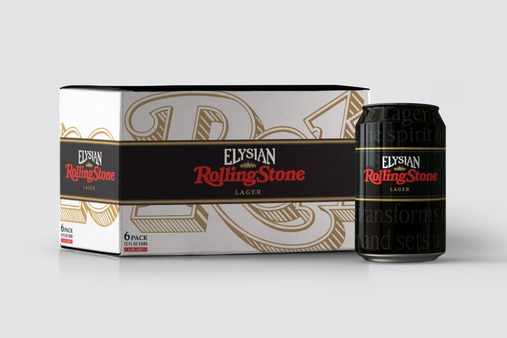 Elysian Rolling Stone Lager