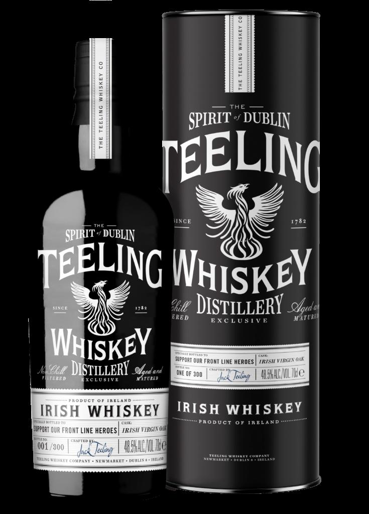 Teeling Whiskey Front Line Heroes